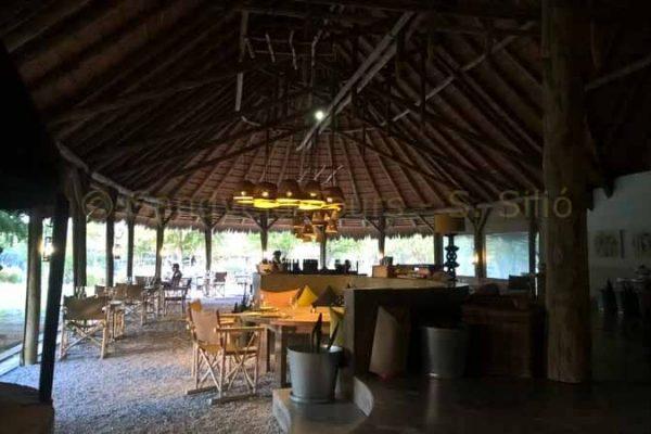 Das Mushara Busch Camp , ein familiengeführter, luxuriöser Gastbetrieb