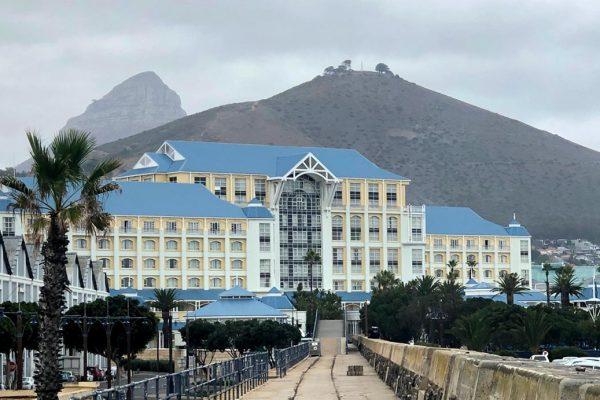 Victoria & Alfred Waterfront in Kapstadt und Tafelberg