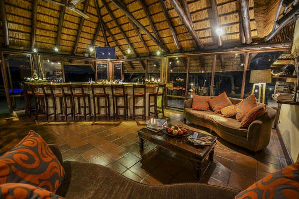 Sabi Sand Private Game Reserve : Nkorho Bush Lodge