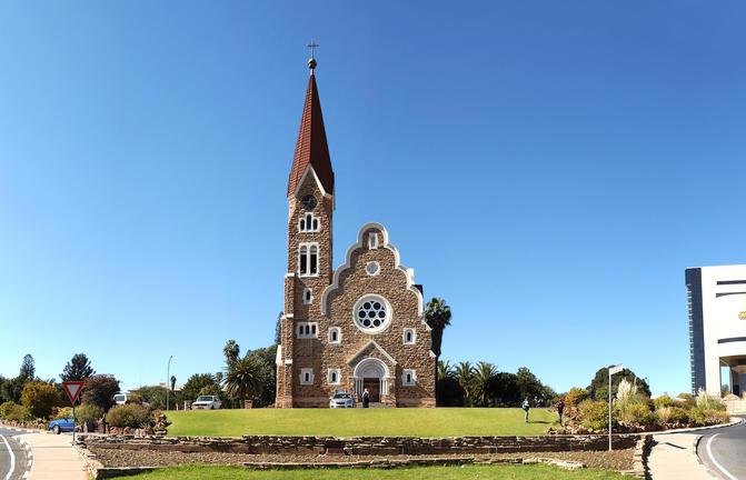 Kirche in Windhoek